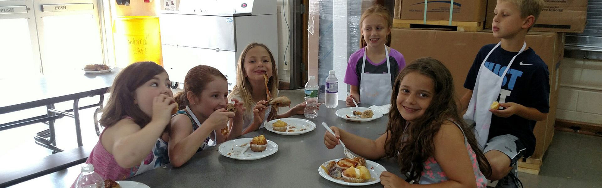 Inspiring Young Chefs
