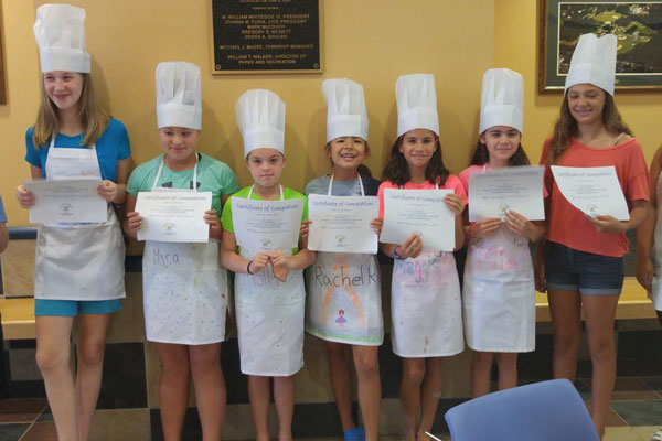 Kitchen Wizards Camps